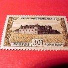 France Scott #670 A213 Chateau du Clos Nov.17,1951