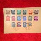 "Rare Precanceled ""Occupation Stamps"" Rare Third Reich/Metz Cancel !!!"