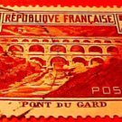 France Scott #253 A40 Die #1 1930 Canceled