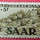 Saar Stamp B65- SP34 Jugendherbergswerk 8f+5f