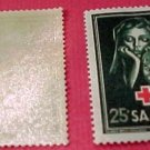 Saar Stamp Scott #B82 SP41 Apr 28,1951 M/NH/OG