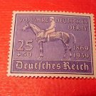 German Scott's B144 SP121 June 18,1939 70th Anniv. of German Derby