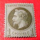 France Scott #29 A4 II Empire Napoleon III 1863-70