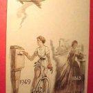 France Scott #613 A1 Postcard 100th Anniversity in Paris May 9,1949