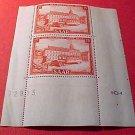 Saar Stamp set Scott #249 A77 May 9,1954 M/NH/OG