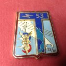 Vintage Enameled French Military Pin by Arthus-Bertrand of Paris # G4022
