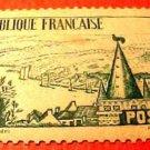 France Scott #299 A53 Breton River Scene Feb. 1935