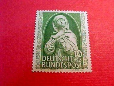 German Scott's B324 SP266 set Aug.9, 1952