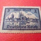 """German Scott's #338 A44 """"View of Cologne"""" 1924"""