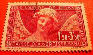 """France B34 SP11""""The Smile of the Reims"""" March 15,1930"""