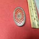 Vintage Enameled French Militaire pin by Drago G1012