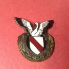 Vintage Enameled French Militaire pin by Drago #864