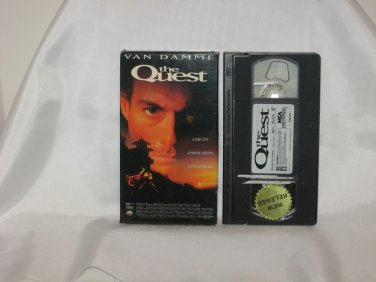 The Quest (VHS, 1996)