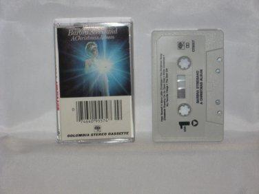 A Christmas Album by Barbra Streisand (Cassette, Sep-2001, Columbia (USA))