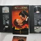 GONE WITH THE WIND - 2 TAPE VHS SET - CLARK GABLE-VIVIEN LEIGH