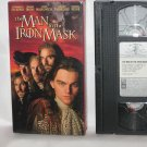 The Man in the Iron Mask (VHS, 1998)