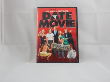 DATE MOVIE - DVD - Comedy - UNRATED