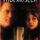 Hide and Seek (DVD, 2005, Widescreen)