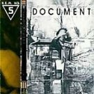 Document by R.E.M. (Cassette, Aug-1987, MCA (USA))