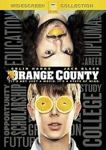 Orange County (DVD, 2002, Sensormatic)