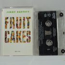 JIMMY BUFFETT FRUITCAKES CASSETTE 1982