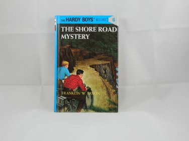 Hardy Boys The Shore Road Mystery (2002, Hardcover), Franklin W. Dixon, Like New