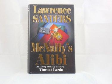 McNally's Alibi: An Archy McNally Novel by Lawrence Sanders and Vincent Lardo...