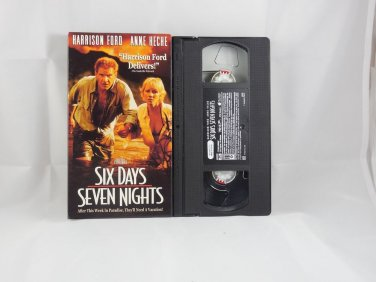 Six Days, Seven Nights (VHS, 1998)