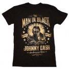 Johnny Cash Portrait T-Shirt