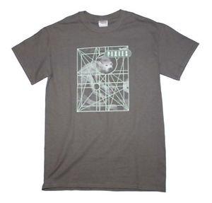 Pixies Monkey Grid T-Shirt