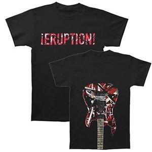 Eddie Van Halen Eruption T-Shirt