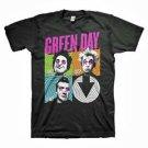 Green Day Spiral Four T-Shirt
