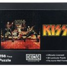 KISS On Stage 3D Puzzle (256 Pieces)