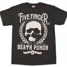 Five Finger Death Punch Skull Zoom T-Shirt