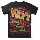 KISS Hotter Than Hell Car T-Shirt
