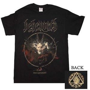 Behemoth The Satanist Cover Art T-Shirt