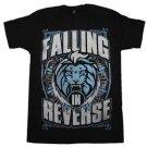 Falling in Reverse Lion Shield T-Shirt