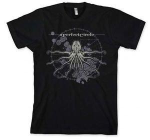 Perfect Circle Octo Diagram Slim Fit T-Shirt