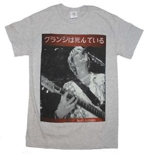 Kurt Cobain Guitar Kurt T-Shirt