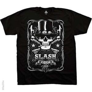 Slash Bottle of Slash T-Shirt