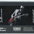 Joe Bonamassa Red Guitar 3D Puzzle