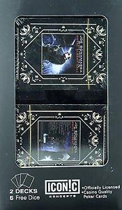 Joe Bonamassa Royal Albert Hall Playing Cards (2 Pack)