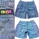 RARE Vtg 80s 90s Mens HOBIE corduroy shorts surf beach skateboard casual XL
