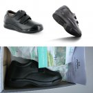 New Apex Ambulator Conform Double Strap walking shoes 9.5 XW 3E 1260 Diabetic