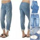 New J Brand Amalfi Slouchy Boyfriend straight leg Jeans denim Size 28