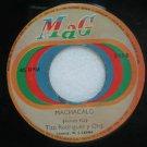 "TITO RODRIGUEZ peru 45 MACHACALO 7"" Latin MAG"