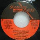 "SUGAR BLACK jamaica 45 EVERYBODY NEED LOVE 7"" Reggae HARMONY-HOUSE"