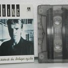 STING chile cassette EL SUENO DE LAS TORTUGAS AZULES Rock SPANISH PRINT AM excel