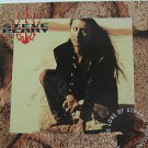 "STEVE PERRY usa display FOR THE LOVE OF STRANEG MEDICINE 12"" X 12"" DOUBLE-SIDED"