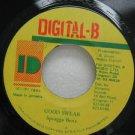 "SPRAGGA BENZ jamaica 45 GOOD SWEAR 7"" Reggae DIGITAL-B"